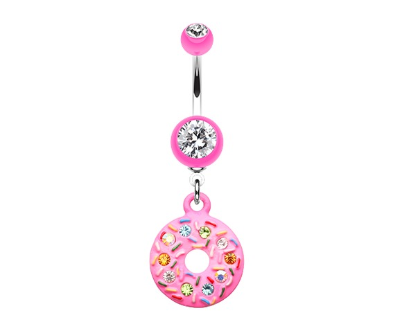 pink_frosted_sprinkled_donut_belly_button_ring_belly_button_rings_2.png