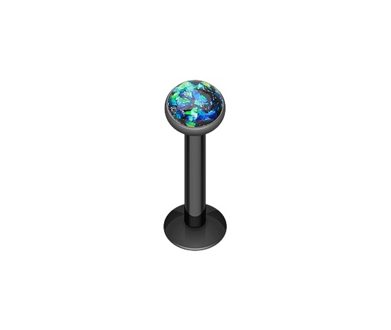 colorline_opal_glitter_shower_dome_steel_labret_black_labrets_and_monroes_2.png