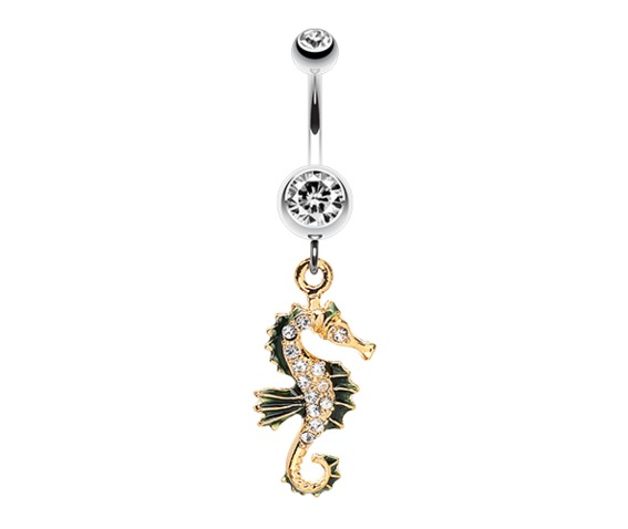 sparkling_gold_plated_seahorse_dangle_belly_button_ring_surgical_steel_bar_belly_button_rings_2.png