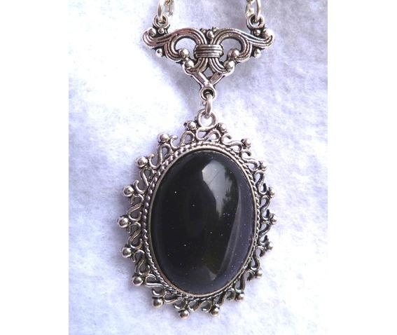 nyx_blue_sand_stone_medallion_necklace_goth_elven_victorian_wedding_necklaces_6.JPG