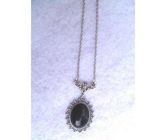 nyx_blue_sand_stone_medallion_necklace_goth_elven_victorian_wedding_necklaces_5.JPG