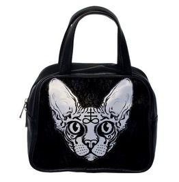 Sphinx Cat Handbag