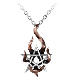 Stella Igneus Alternative Pendant Alchemy Gothic