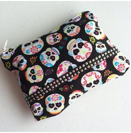 Skulls & Colors Pouch