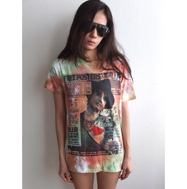 Peter Doherty Libertines Brit Pop Rock Band T Shirt M