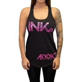 Inkaddict Ink Zebra Women's Tank