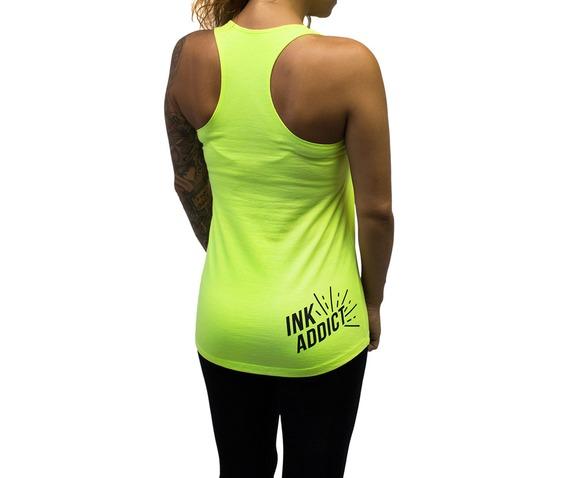 inkaddict_tan_womens_neon_yellow_racerback_tank_camisoles_and_tanks_2.jpg