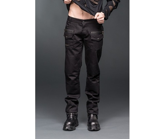 black_gothic_industrial_punk_pants_decorative_stitching_knees_pants_and_jeans_4.jpg