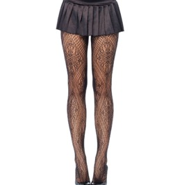 Sexy Floral Lace Pantyhose V4