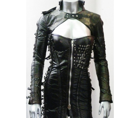 italiano_couture_warrior_leather_dress_and_bolero_dresses_5.JPG