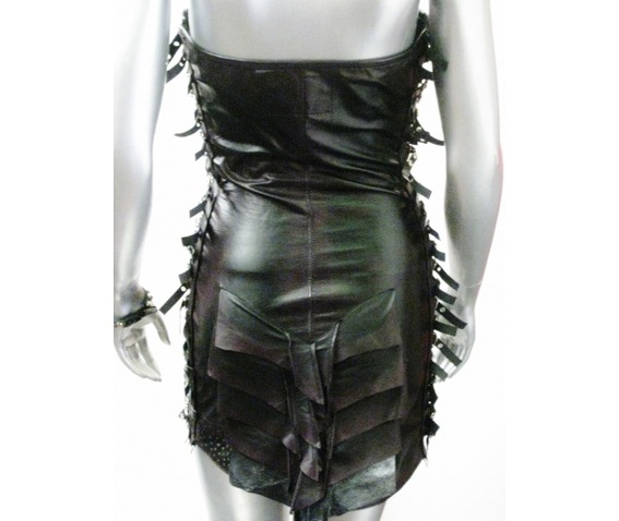 italiano_couture_warrior_leather_dress_and_bolero_dresses_2.JPG