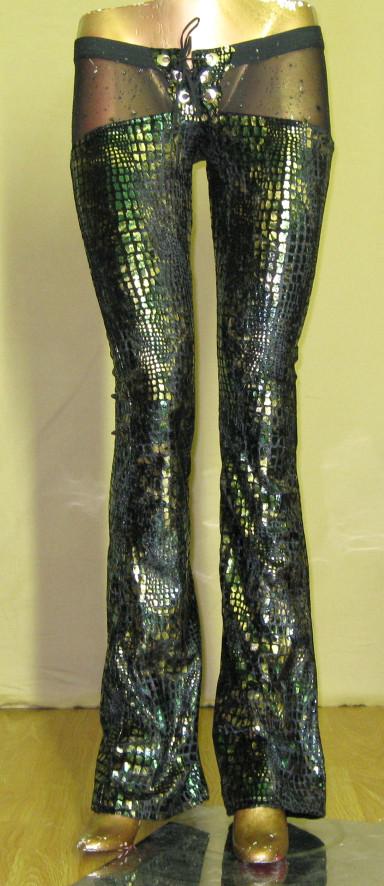 italiano_couture_reptile_print_metallic_chaps_pants_pants_and_jeans_5.JPG
