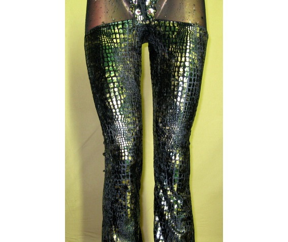 italiano_couture_reptile_print_metallic_chaps_pants_pants_and_jeans_4.JPG