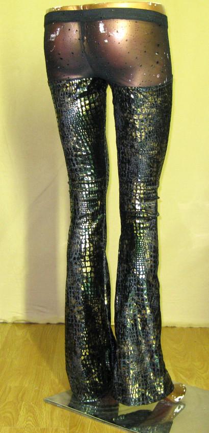 italiano_couture_reptile_print_metallic_chaps_pants_pants_and_jeans_2.JPG