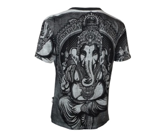 weed_sure_t_shirt_ganesh_elephant_god_hindu_buddha_tattoo_retro_gold_t_shirts_2.jpg
