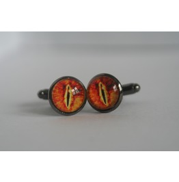 12mm Cufflinks Eye Sauron