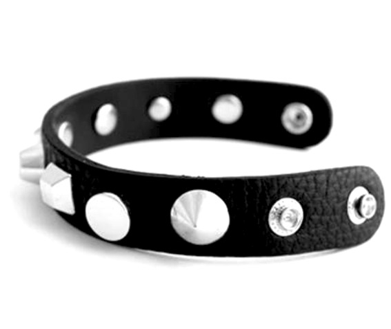 awesome_slim_black_leather_wristband_assorted_studs_wrist_and_sweatbands_4.jpg