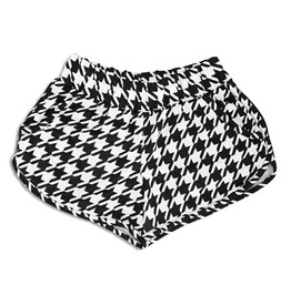 'klasik 2' Women's Printed Thermoactive Shorts