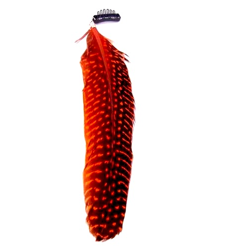 eye_catching_large_orange_black_feather_hair_clip_hair_accessories_2.jpg
