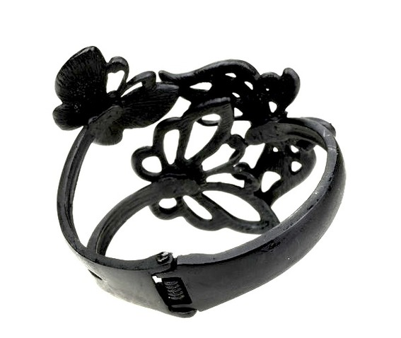 beautiful_black_metal_crystal_butterfly_bracelet_bracelets_4.jpg