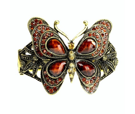 elegant_warm_brown_butterfly_antique_bronze_bracelet_bracelets_2.jpg