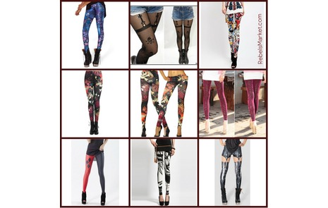 3cb89cd11ad How to Wear Your Printed Or Patterned Leggings