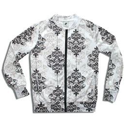 'klasik' Women's Printed Bomber Sweatshirt
