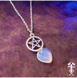 Circle Healing Necklace