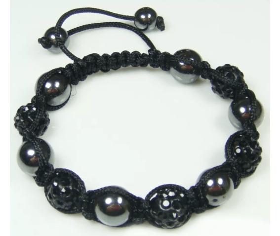 black_disco_ball_alloy_shambhalla_bracelet_bracelets_2.png