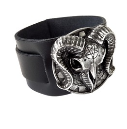 Gears Aiwass Alternative Wrist Strap By Alchemy Gothic