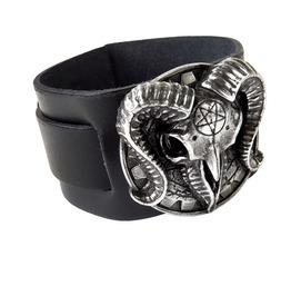 Gears Aiwass Alternative Wrist Strap By Alchemy Gothic