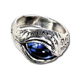 Angel's Eye Gothic Ring By Alchemy Gothic