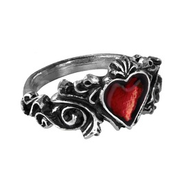 Betrothal Gothic Ring By Alchemy Gothic