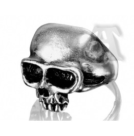 Death Punk Ring By Alchemy Gothic