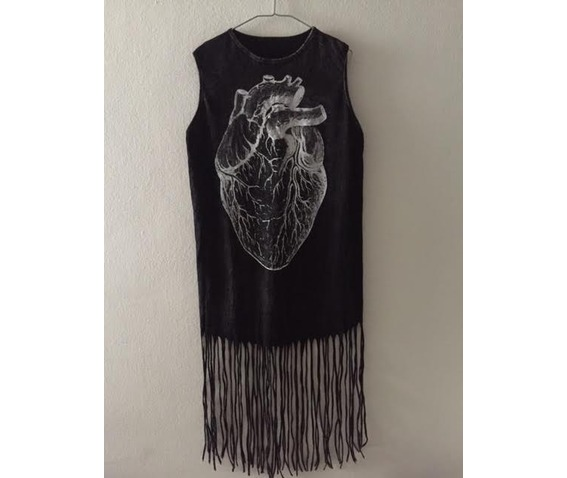 art_punk_hippie_batwing_tussle_fringes_stone_wash_poncho_dress_dresses_5.jpg