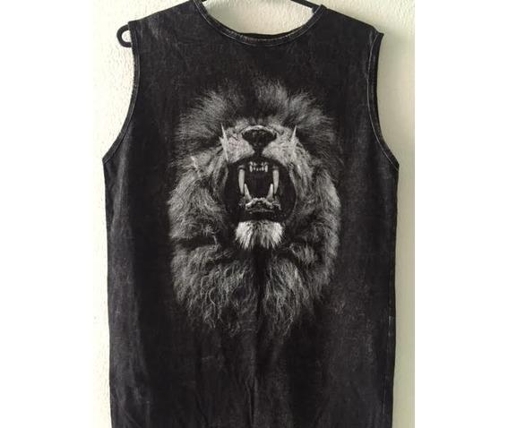 lion_animal_punk_hippie_batwing_tussle_fringes_stone_wash_poncho_dress_dresses_5.jpg