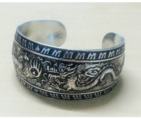 spectacular_dragon_vs_phoenix_design_aluminum_round_bracelet_cuff_bangle_bracelets_6.jpg