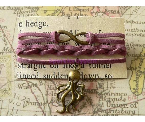 mauve_suede_wrap_bracelet_with_cthulhu_charm_bracelets_2.jpg