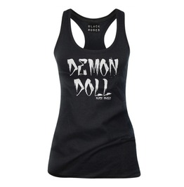 The Demon Doll Tank Top (Black)