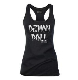 The Demon Doll Tank Top (Black)