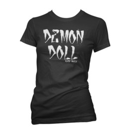 Demon Doll T Shirt (Black)
