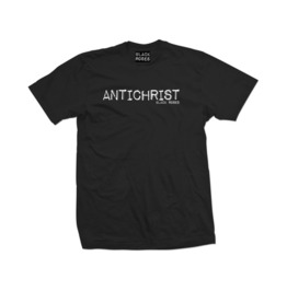 Men's Antichrist T Shirt (Black)