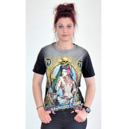 Tattoo Girl T Shirt (Unisex)