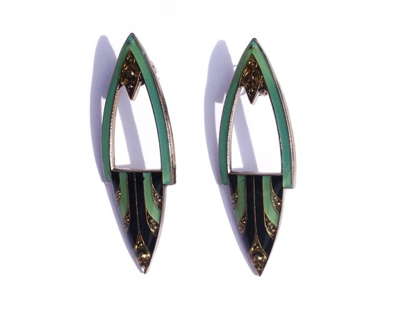 vintage_elegance_1920_art_deco_design_enamel_green_black_and_gold_earrings_earrings_2.jpg