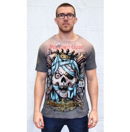 Crown Of Death T Shirt (Unisex)