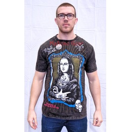Mona Lisa T Shirt (Unisex)
