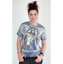 Raging Jesus T Shirt (Unisex)