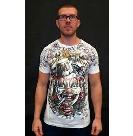 Psychotic Clown T Shirt (Unisex)