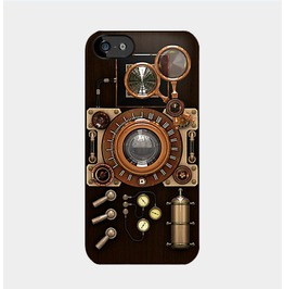 Steampunk Iphone Case For 4/4s 5/5s 5c
