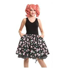 Fly Skirt Cherry Bones